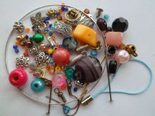 Mixed beads / findings. Pack of at least 50!